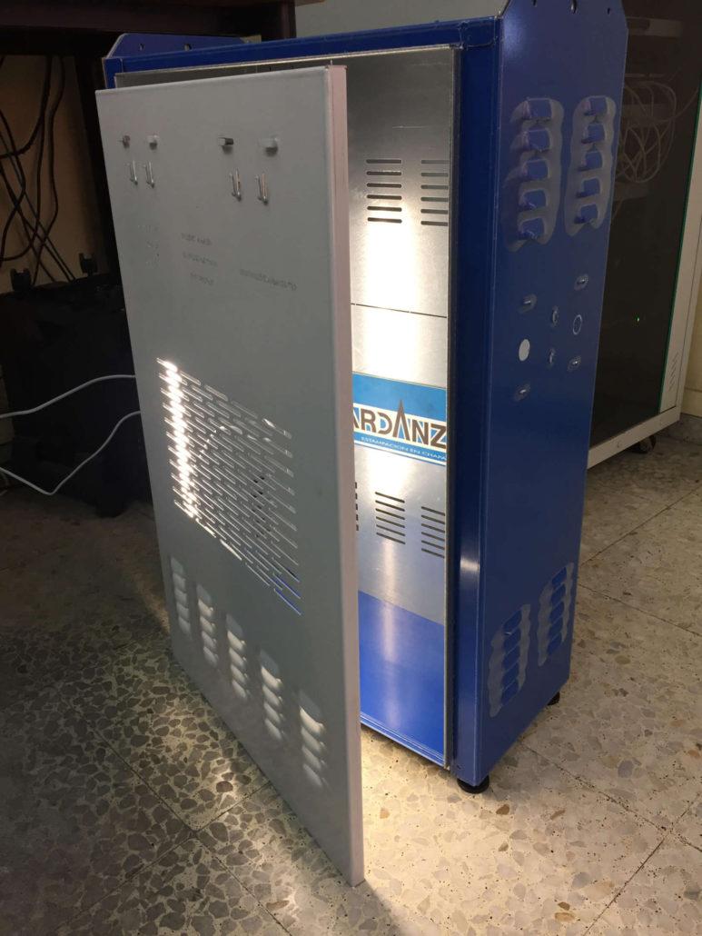 fabricacion armarios electricos pais vasco talleres ardanza